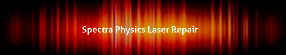 Spectra Physics Laser